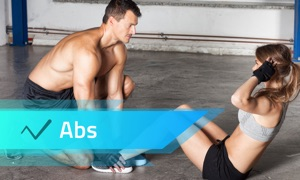 7 Minute Ab Workout by Track My Fitness