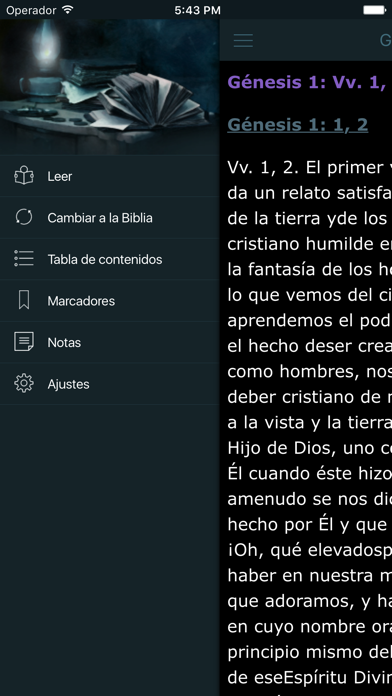 Estudios Bíblicos Cristianos: Comentario y Biblia screenshot two