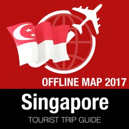 Singapore Tourist Guide + Offline Map