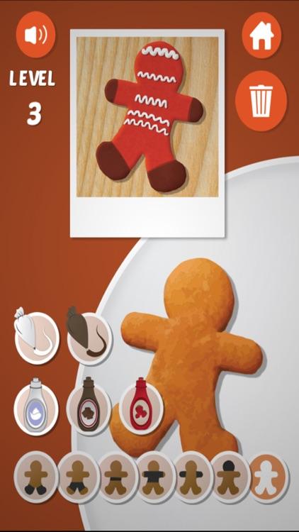 Biscuit Ginger: Burning brain Game! screenshot-3