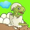 dinosaur memory match - games for kids ( 大腦訓練 )