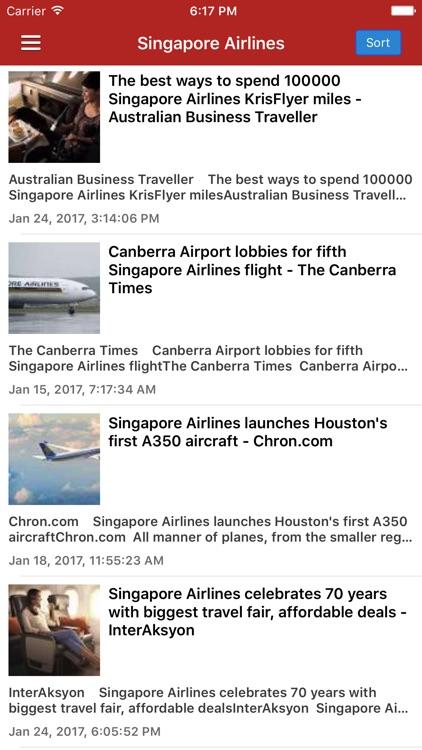 Singapore News & Radio Pro Edition screenshot-4