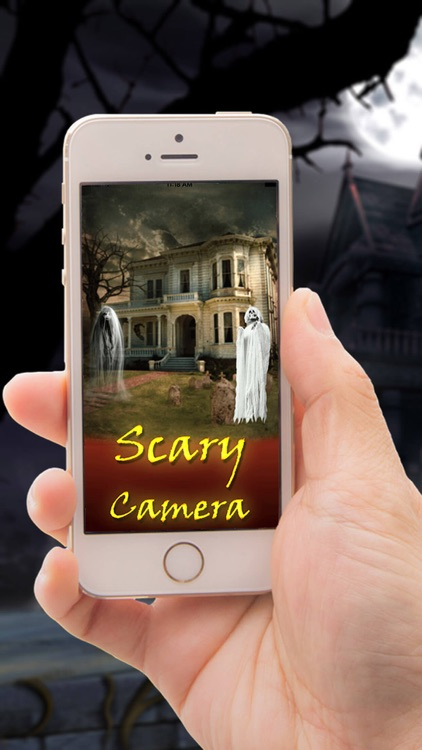 ScaryCam Ghost
