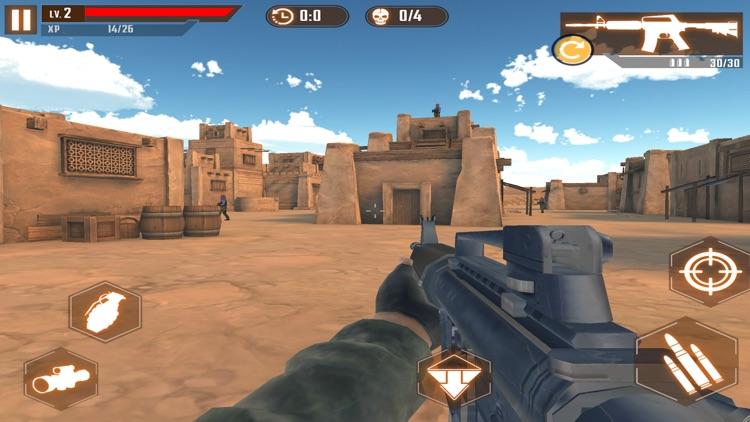 Counter Terrorist Super Sniper screenshot-3