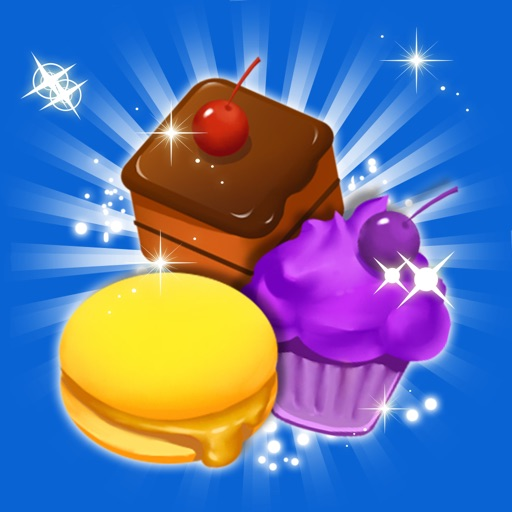 Candy Jam Super - Cookie Yummy Mania Blast
