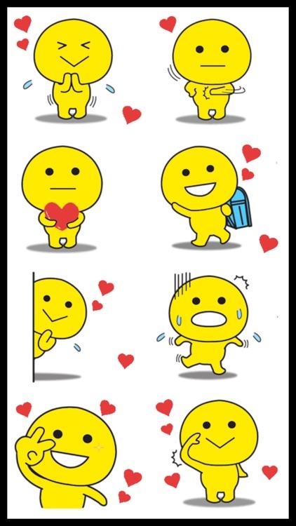 Love Emoji Stickers screenshot-4
