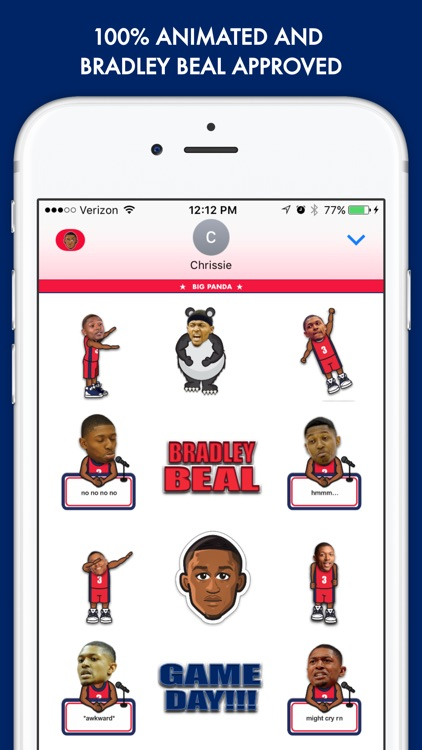 Bradley Beal Small Stars screenshot-3