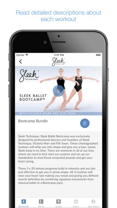 Sleek Technique - Sleek Ballet Video Collectionのおすすめ画像2