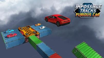 不可能なトラック - 車のスタントと速い運転の3Dのスクリーンショット3