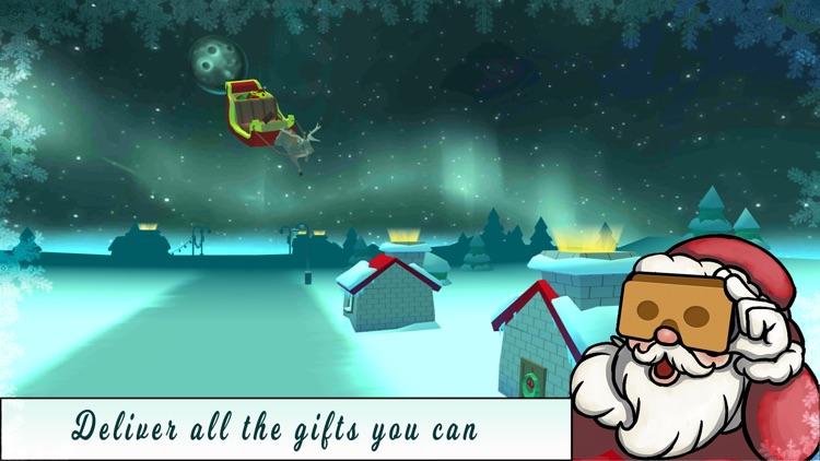 Santa's Magic Sleigh VR screenshot-3