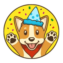 Murphy the Corgi - Cute dog stickers for iMessage