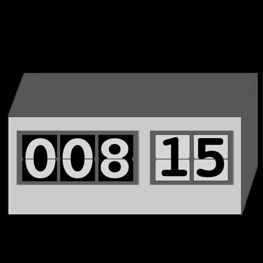 Big Countdown Timer