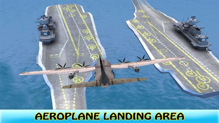 Aeroplane Flight Control : The Pacific Wingman