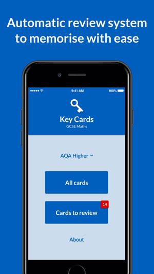 Key Cards GCSE Maths