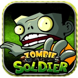 Zombies vs Soldier