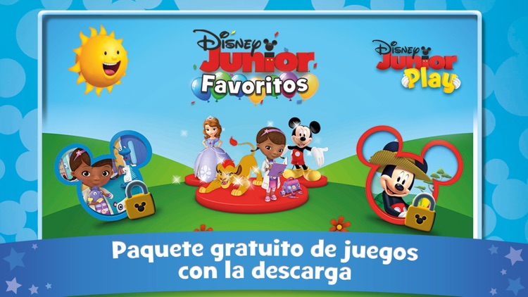 Disney Junior Play en Español screenshot-0