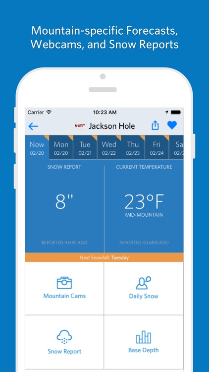 OpenSnow Ski Forecasts & Reports