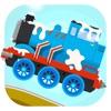 闪电小火车总动员 - 儿童驾驶和赛车游戏