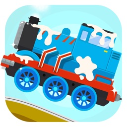 Train Driver - The Train Simulator Games For Kids