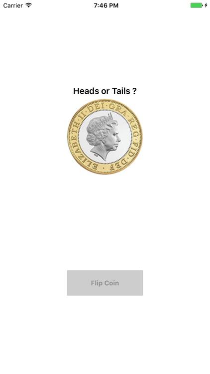 Coin Flip Game screenshot-3