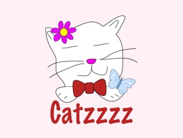 Fluff your fur and bat your eyelashes with Catzzzz Cute & Cuddly Pack