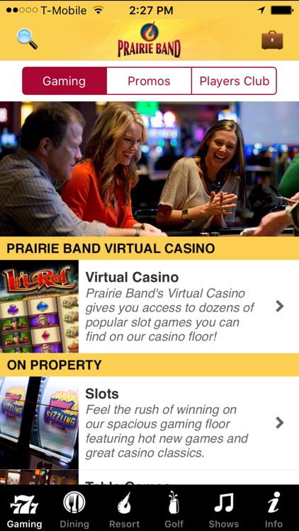 Prairie Band Casino and Resort