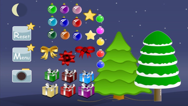 Xmas Tree Maker Decorated Christmas Tree Game screenshot-3