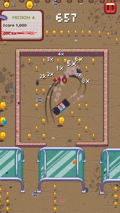 Pixel Drifters screenshot-3