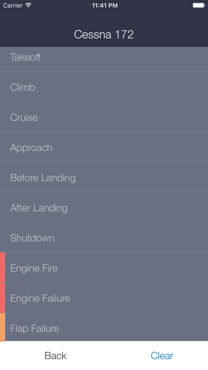 Aircraft Checklist Pro screenshot-1