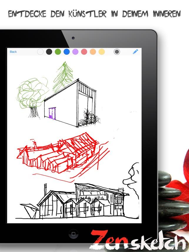 Zen Sketch Screenshot