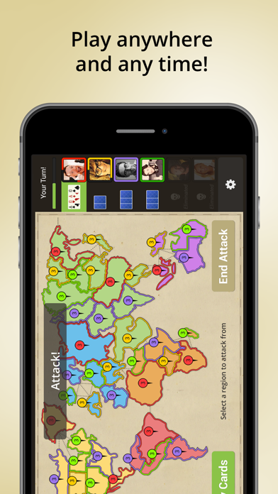 Gambit Games screenshot 2