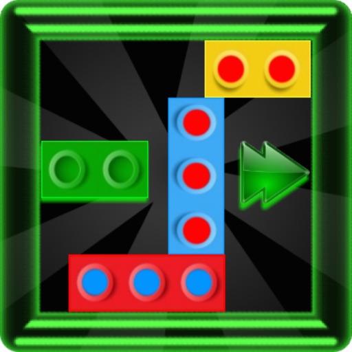 Slide The Green Block