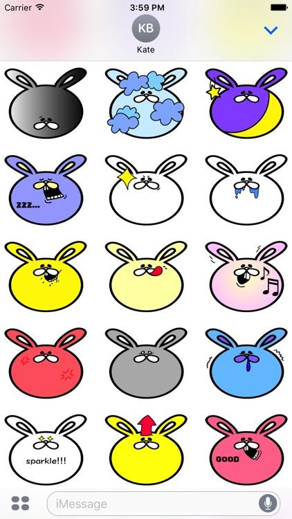 Face rabbit