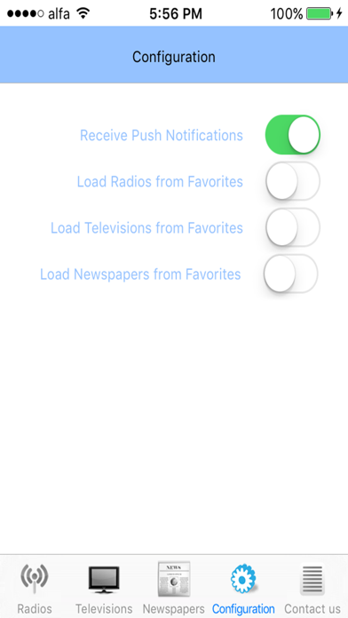Lebanese Media Screenshot 4