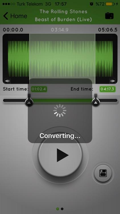 Mp3 Cutter  - cut audio files easily (No Ads) screenshot-3