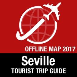 Seville Tourist Guide + Offline Map
