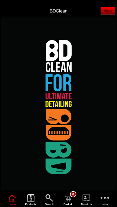 Bdclean Detailing Products