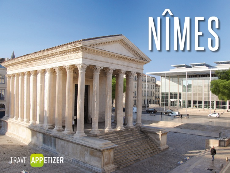 Nîmes – Travel Appetizer english screenshot-0