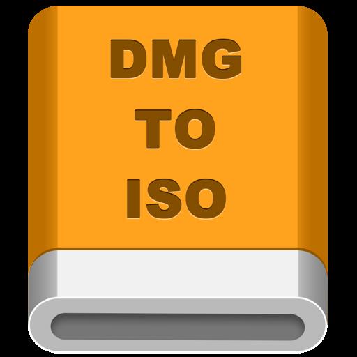 Any DMG To ISO