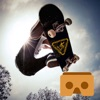 VR Skateboard - Ski with Google Cardboard