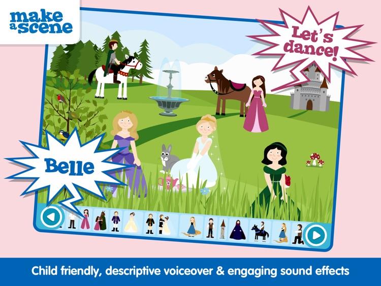 Make a Scene: Princess Fairy Tales