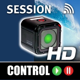 Remote Control for GoPro Session