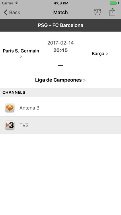 TVDeportes screenshot-2