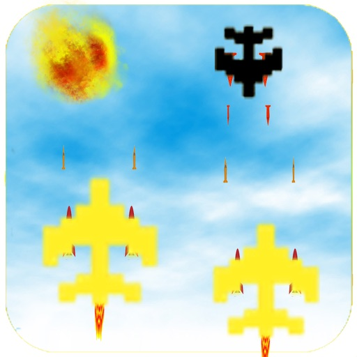 Jet Fighters game for kids