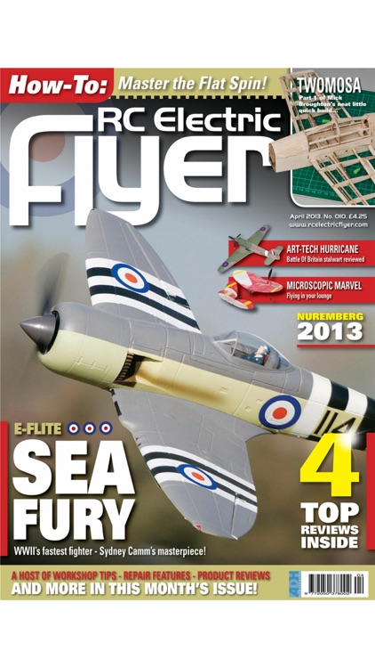 RC Electric Flyer - The Leading Radio Control Electric Aircraft Magazine