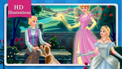 Cinderella Fairy Tale Hd review screenshots