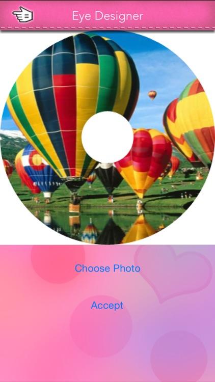 Eye Colorizer - Beauty Eye Color Changer Effect screenshot-4
