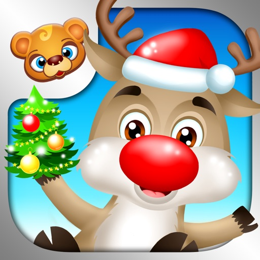 123 Kids Fun Christmas Tree- Christmas games free