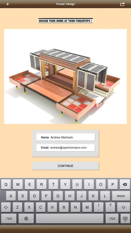 CAD Design 3D - for Interior Design & Floor Plan screenshot-1