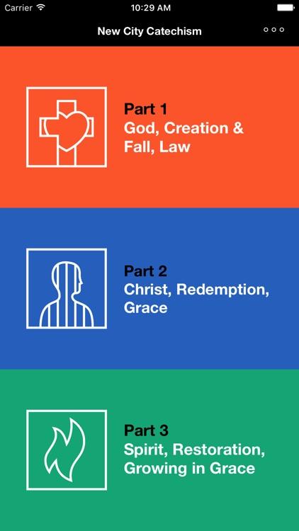 New City Catechism screenshot-0